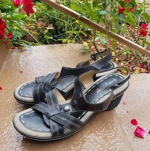 Naturalizer Comfort Sandals Sz 8